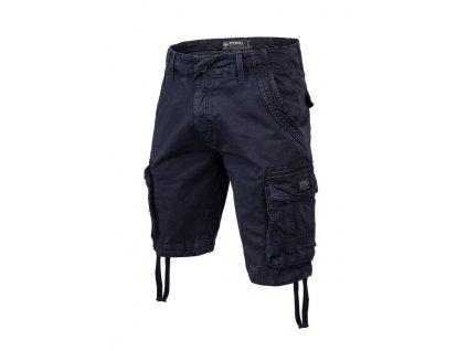 Pitbull West Coast šortky CARVER navy šortky pánske