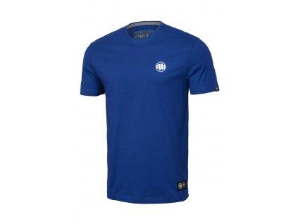PitBull West Coast SMALL LOGO royal blue tričko pánske 211011550