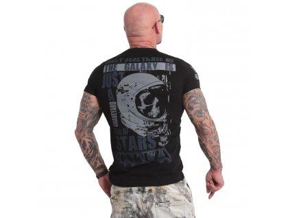 Yakuza GALAXY tričko pánske TSB 18044 black