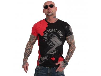 Yakuza RAID tričko pánske TSB 18053 black