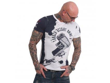 Yakuza RAID tričko pánske TSB 18053 white