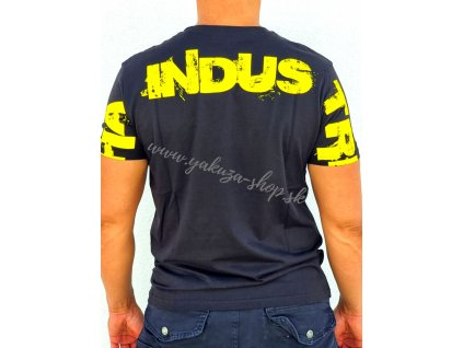 Alpha Industries AI BP T black tričko pánske