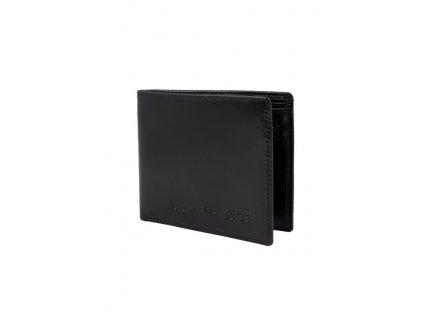 PitBull West Coast kožená peňaženka NATIONAL CITY Black
