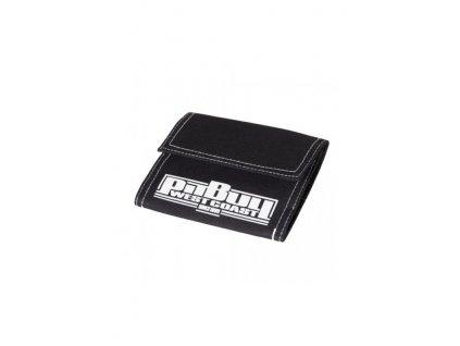 PitBull West Coast BOXING peňaženka black white