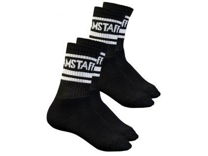 Amstaff ponožky TASKUS 2 páry v balení black