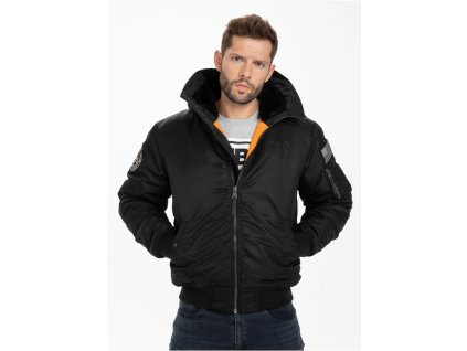 PitBull West Coast zimná bunda ENCINO black 1
