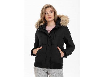 PitBull West Coast dámská zimná bunda FIRETHORN black
