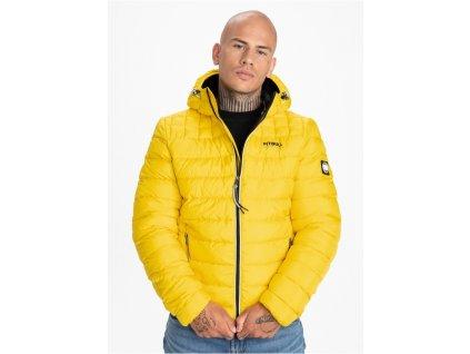 PitBull West Coast zimná bunda SEACOAST PADDED yellow
