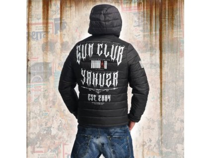 Yakuza bunda GUN CLUB JB 10047 BLACK