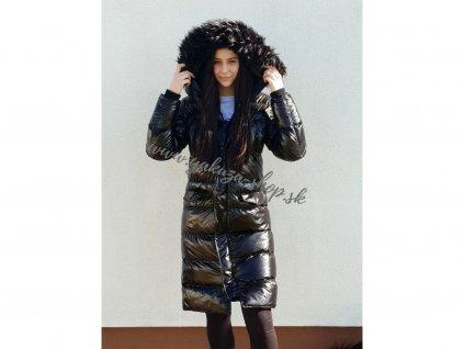 Alpha Industries N3B PUFFER FDLong Wmn dámska zimná bunda black