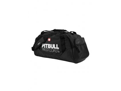 PitBull West CoasT športová taška TNT black black