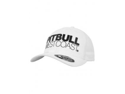 PitBull West Coast šiltovka Snapback Classic SEASCAPE 19 white