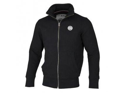 Pitbull West Coast mikina na zips Full Zps Small Logo black