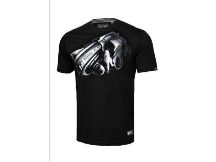 PitBull West Coast SO CAL 45 tričko pánske Black