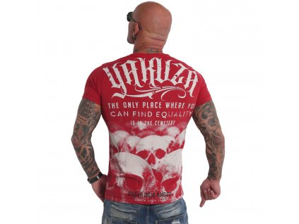 Yakuza tričko pánske Equality TSB 19039 chili pepper