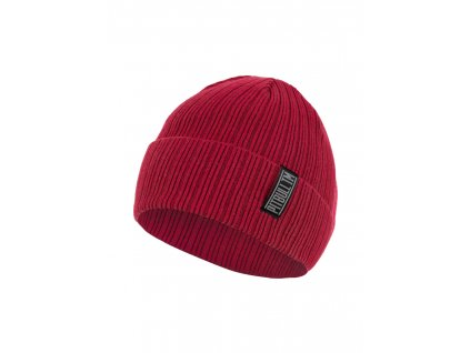 Pitbull West Coast zimná čiapka pletená SILVAS red
