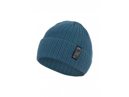 Pitbull West Coast zimná čiapka pletená SILVAS light blue