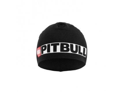 Pitbull West Coast zimná čiapka ATHLETIC black