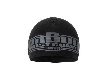 Pitbull West Coast zimná čiapka Classic Boxing black black