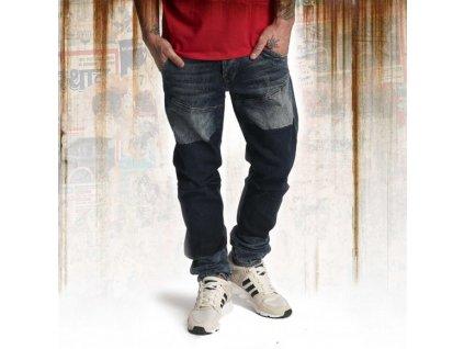 Yakuza jeansy pánske 893 STRAIGHT JEANS JEB 11066 medium vintage