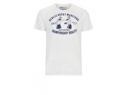 Benlee Rocky Marciano RHINEBECK Of White pánske tričko