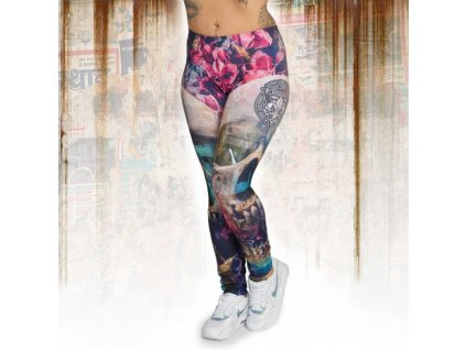 Yakuza FLOWERS OF DEATH legíny LEB 12142 multicolor