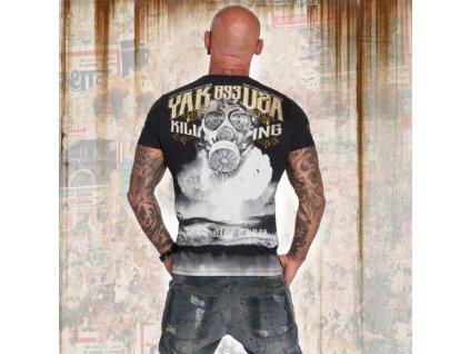 Yakuza tričko pánske FALLOUT TSB 12017 black