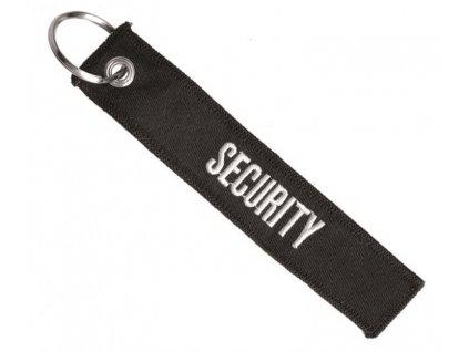 SECURITY prívesok na klúče