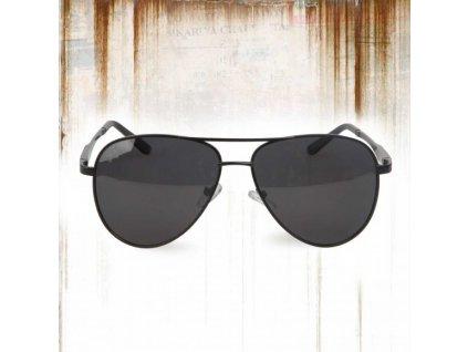 Yakuza slnečné okuliare ROOKIE Sunglasses SGB 12314 black