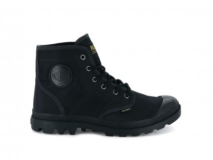 Palladium módne topánky PLBRS TX U ANTHRACITE/BLACK UNISEX