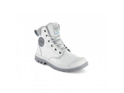 Palladium módne topánky PALLADIUM PAMPA SPORT WPS VAPOR/CLOUDBURST