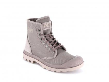 Palladium módne topánky PAMPA SOLID RANGER TOKYO ROSE DUST/FAWN/ANTLER