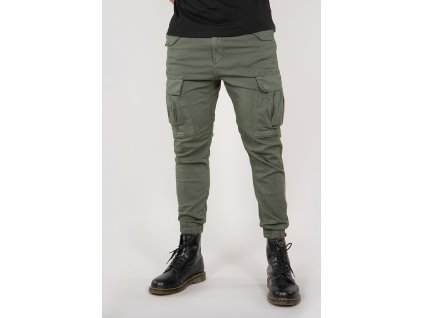 Alpha Industries nohavice Airman Vintage Pant Dark Olive