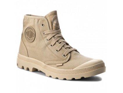 Palladium módne topánky US PAMPA HIGH H-SAHARA
