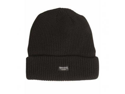 MILTEC čiapka BLACK THINSULATE ™ WATCH CAP