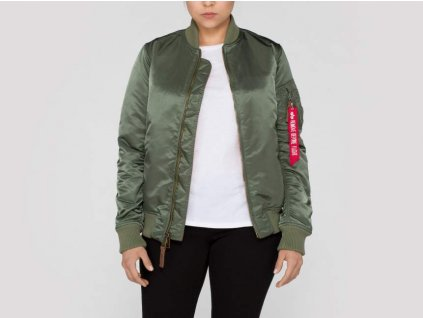 Alpha Industries MA-1 VF 59 Wmn dámska zimná bunda Sage Green