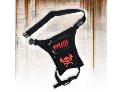 Yakuza taška cez plece ROOKIE HIP BAG GTB 13305 black