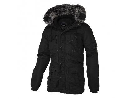 PitBull West Coast zimná bunda ROWCLIFF black
