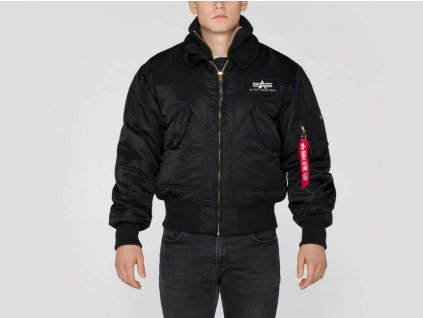 vyr 7642Alpha Industries zimna bunda X Force black