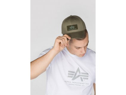 Alpha Industries VLC Cap šiltovka dak green a
