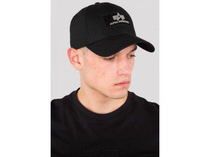 Alpha Industries VLC ll Cap šiltovka black