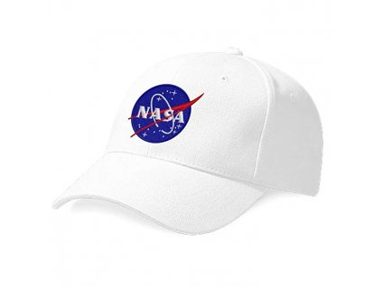 Alpha Industries NASA Cap šiltovka white