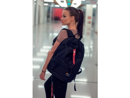 Alpha Industries Crew Backpack ruksak black