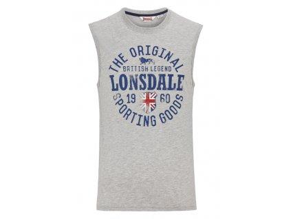 Lonsdale TRURO Slim Fit pánske tielko