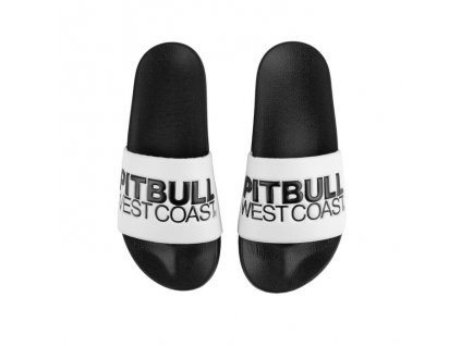 PitBull West Coast TNT white šlapky