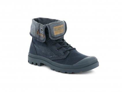 Palladium módne topánky PALLADENIM BAGGY BLUE