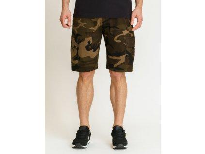 Amstaff ASUTAN šortky camouflage