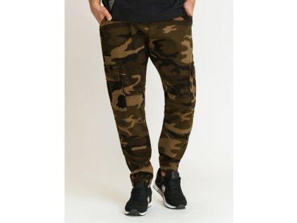 Amstaff SARGE cargo nohavice camouflage