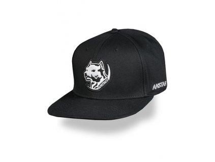 Amstaff šiltovka TAFIO Snapback black
