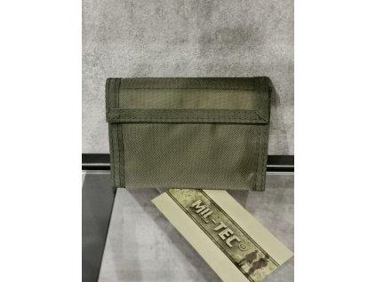 Miltec peňaženka WALLET olive